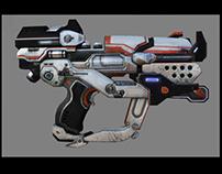 Defiance Gun Textures