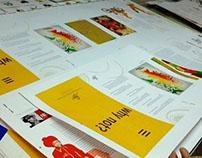 Reggae Poster Contest 2012 | Brochure