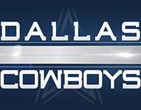 Dallas Cowboys 2017 - Social Package