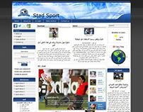 Stad Sport Website