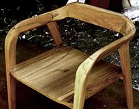 Keis Lounge Chair