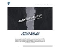FillGap.agency redesign