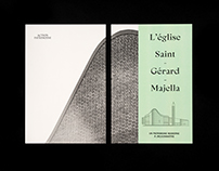 L'église Saint-Gérard-Majella - Booklet