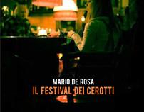 """Graphic project for the book """"Il festival dei cerotti"""""""