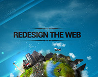 REDESIGN THE WEB
