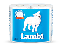 Lambi // Metsä Tissue – packagings