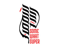 SomeWhatSuper - Logo Design