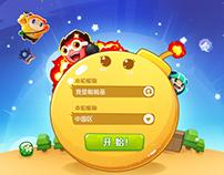 Bomberman-UI Design