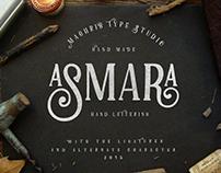 Asmara Typeface