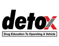 detox Logo & Brand Identity