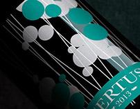 Wine label - Certus