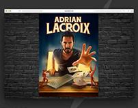Adrian Lacroix | Diseño Web