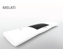 MELATI - 3rd prize ELECTROLUX DESIGN LAB PORTUGAL