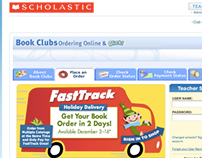 Scholastic Book Club / E-commerce