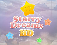 Starry Dreams iPad game