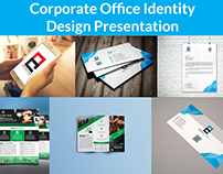 Corporate Office Identity Design