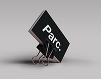 Parc Clothing - Logo design