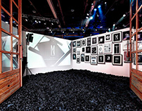 Maison Noir SS 2015 Fashion Show