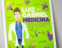 Luiz Henrique Gabriel - Formatura