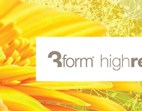 3Form High Res product brochure