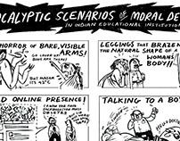 'Apocalyptic': UrbanLore Comics