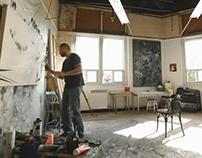 Marc Laberge / Portrait d'artiste - Artist profile