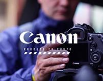 Canon produce tu corto