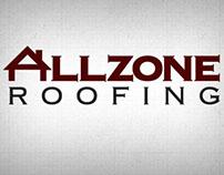 Allzone Roofing Branding
