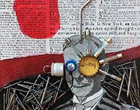 Assemblage - Untitled, 2016Personal Portfolio