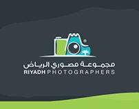 Riyadh Photographers logo