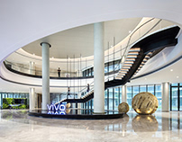 Vivo Headquarters byCCD – Cheng Chung Design