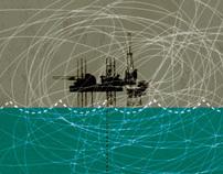 TEDx Oil Spill Poster