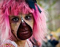 Zombie Walk Montreal 2012