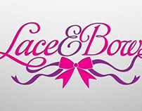Lace and Bows logo