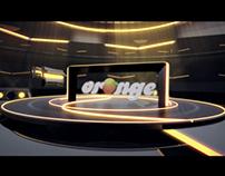 Orange Tv Shop اللوجو ليه رفرنس