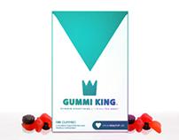 Gummi King Rebrand Concept