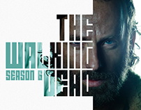 Posters: The Walking Dead - Season 6