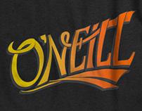 O'Neill Typography