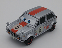 CARS ST  NO.6 / Honda N360 RACING
