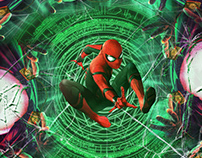 Spiderman Artworks
