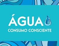 """Campanha """"Água - Consumo consciente"""""""