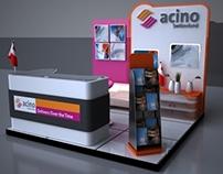 Acino Dubai Booth