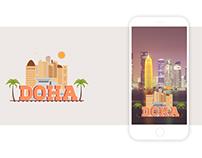 Qatar Landmarks