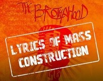 The Brothahood - Lyrics Of Mass Construction