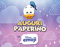 Auguri Paperino By Disney Emoji