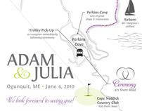 Wedding Invitation June 2010