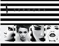 Design 5 - Sephora Retail Store - Fall 2013