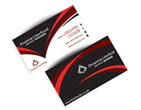BUSINESS CARDS(ART WORKS)  - GRAPHIC DESIGN