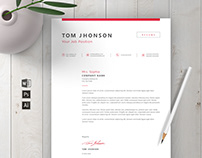 Clean Modern Resume