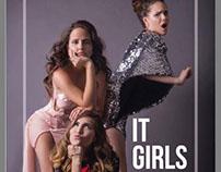 ENE MAGAZINE:: IT GIRLS Cover Magazine